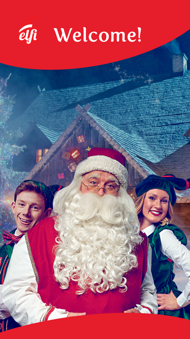 Elfi Santa: Video from Santa
