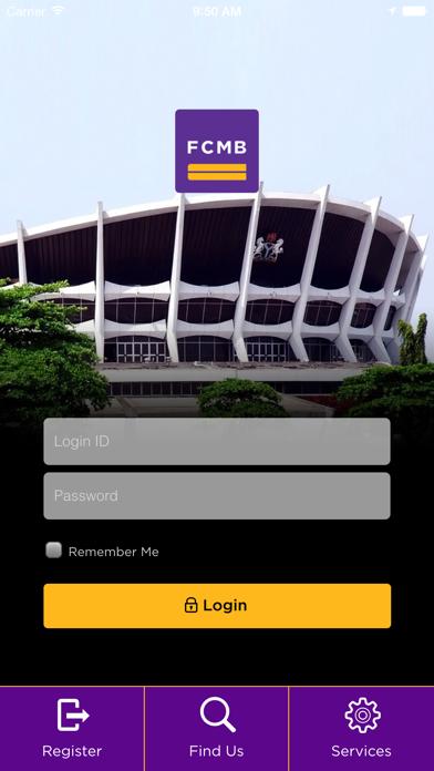 FCMB Mobile PlusScreenshot of 1