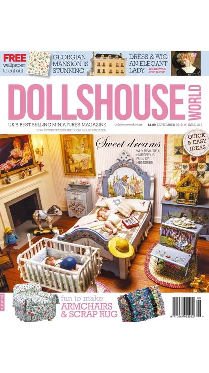 Dollshouse World Magazine screenshot-9