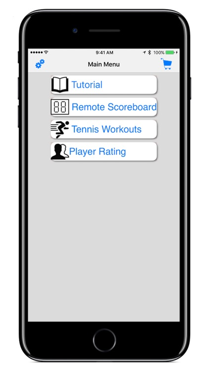 Tennis Fit : Track Score Swing screenshot-4