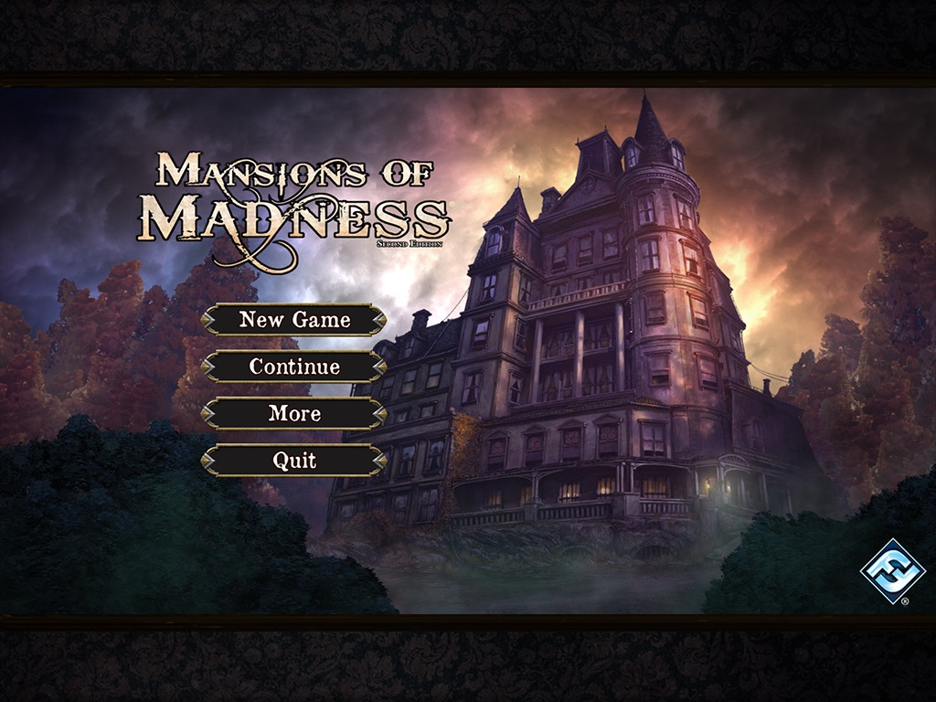 Mansions Of Madness - Dark Reflections Download