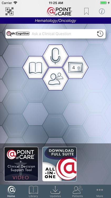 Hem/Onc @Point of Care