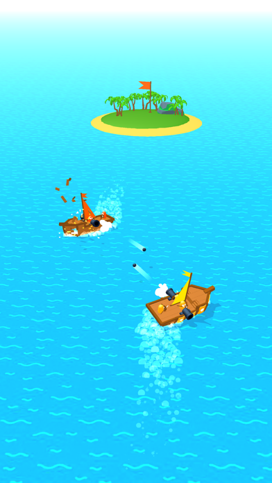 Sea Invaders! screenshot 4