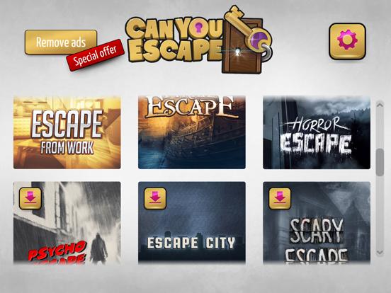 Can You Escape screenshot