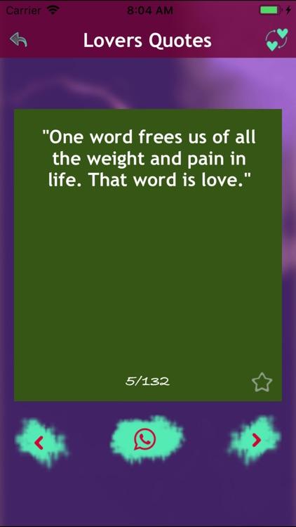 Romantic Quotes Latest Status screenshot-5