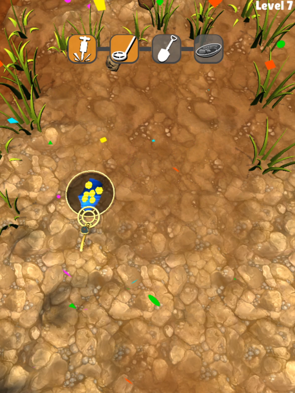 Gold Rush 3D! screenshot 13