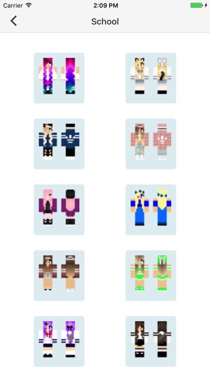 PE Skins - Skins for Minecraft