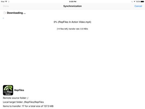 RepFiles NEMRA Edition - náhled