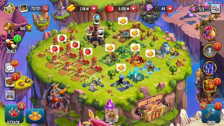 Monster Legends: Collect all screenshot-4