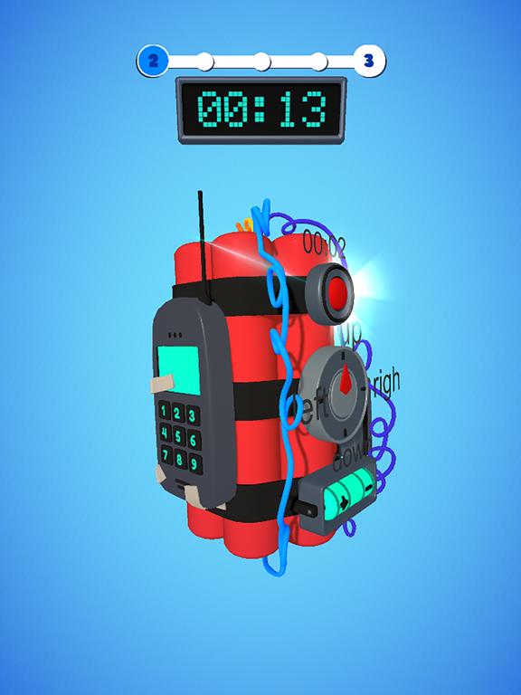 Bomb Bang 3D! screenshot 8