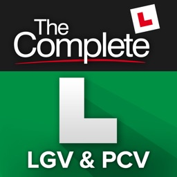LGV & PCV Theory Test 2019