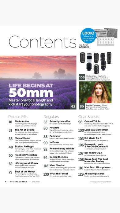Digital Camera World Screenshot