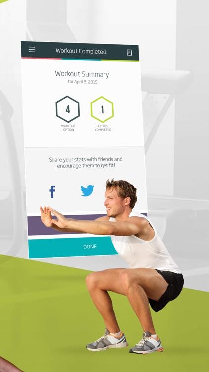 7 Minute Workout by C25K® screenshot-4