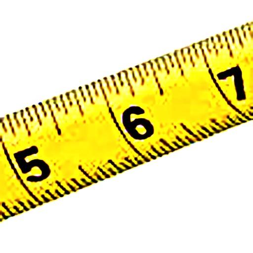 Линейка Ruler App+ Photo Ruler