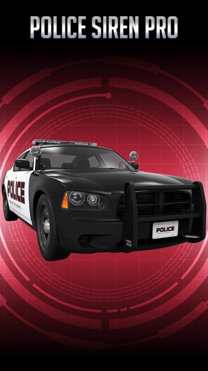 Police Siren Lights Pro screenshot-4