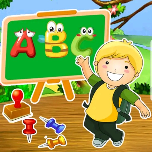 Smart Kids: ABC Game for Kids