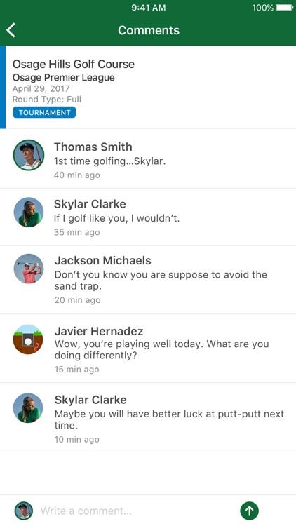 Garmin Golf screenshot-4