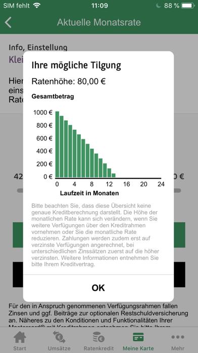 Consors Finanz Mobile BankingScreenshot von 4