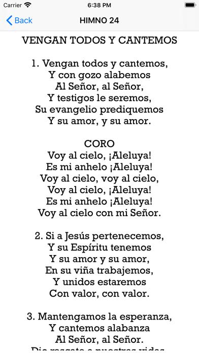 Himnos De Victoria Screenshot