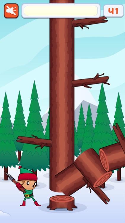 Lumberjack Santa Claus