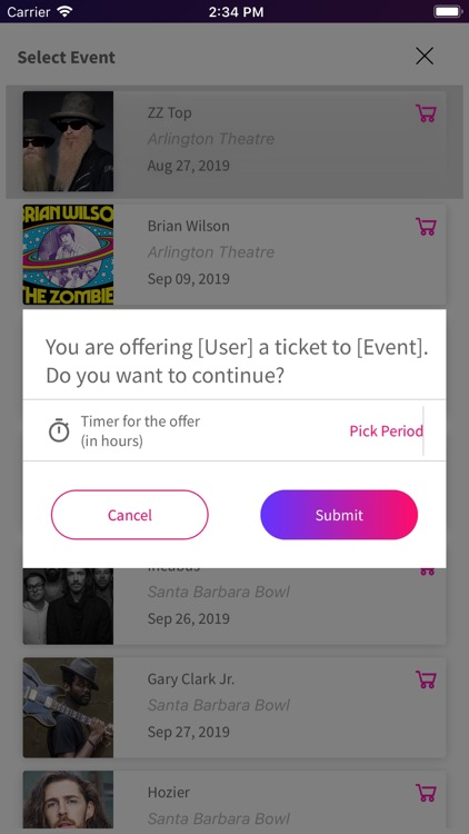 TicketMingle screenshot-8