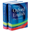 Shorter Oxford English Dict - Antony Lewis