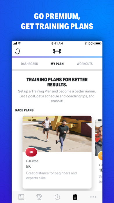 Map My Fitness by Under Armourのおすすめ画像5