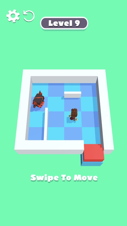 Monster Maze 3D screenshot-4
