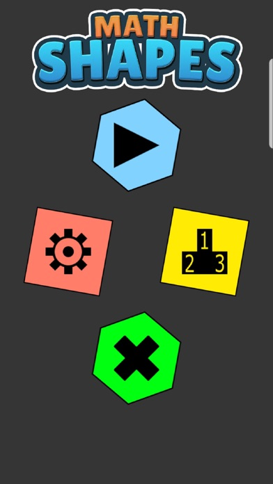 MathShapes – Maths Games 1