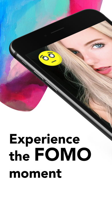 FOMO - meet new friends для ПК 1