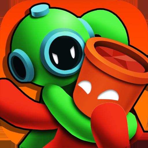 Noodleman.io - Fighting Games
