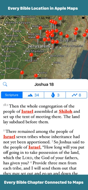 Bible Map on the App Store