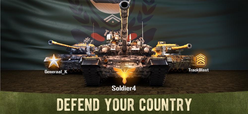 War Machines: 3D Tank Game hack tool