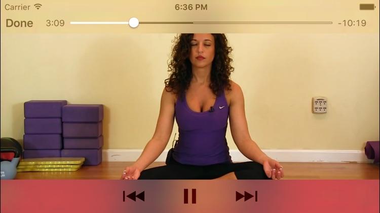 Yoga Poses for Stress Relief screenshot-4