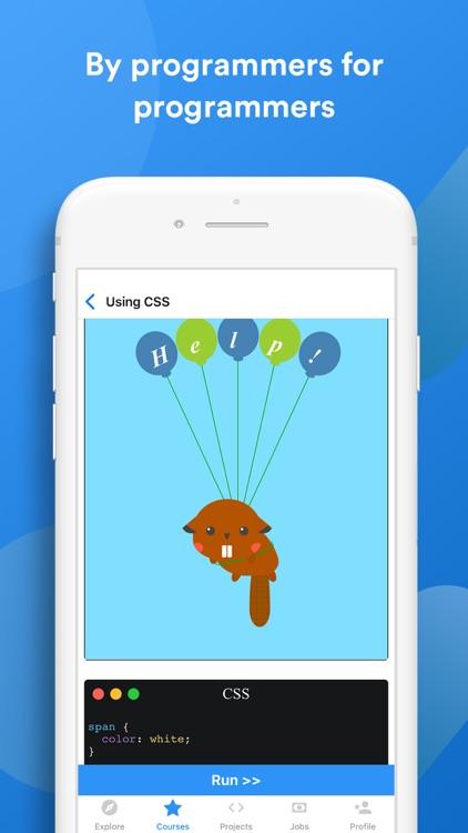 CodeNGo Academy: Learn To Code screenshot-8