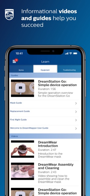 DreamMapper on the App Store