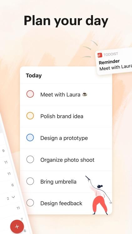 Todoist: To-Do List & Tasks
