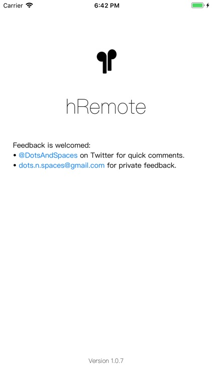 hRemote screenshot-4