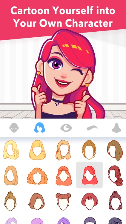 Emoji Face, Stickers: Zmoji Me screenshot-7