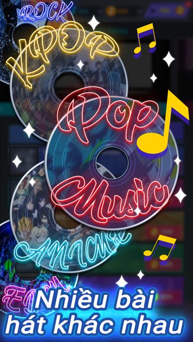Screenshot for Tap Tap Music-Pop Songs in Viet Nam App Store