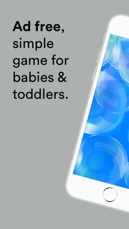 Bubbles for babies