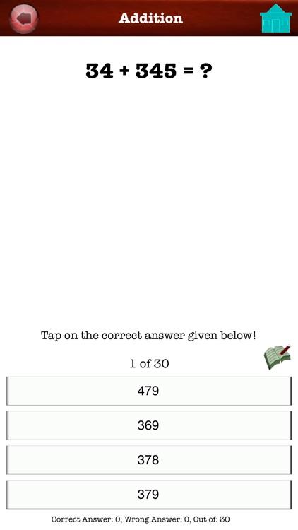 2nd Grade Math Learning screenshot-4