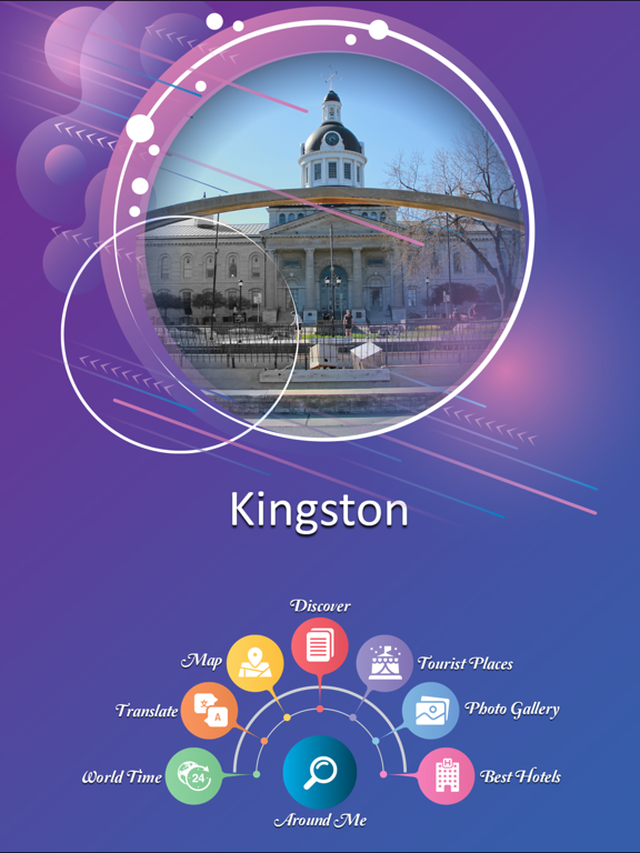 Kingston City Guide screenshot 7