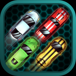 Ícone do app Vector Race: Toy Car Track