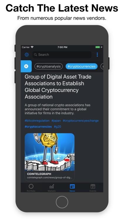 CryptoPal - Bitcoin Tracker screenshot-7
