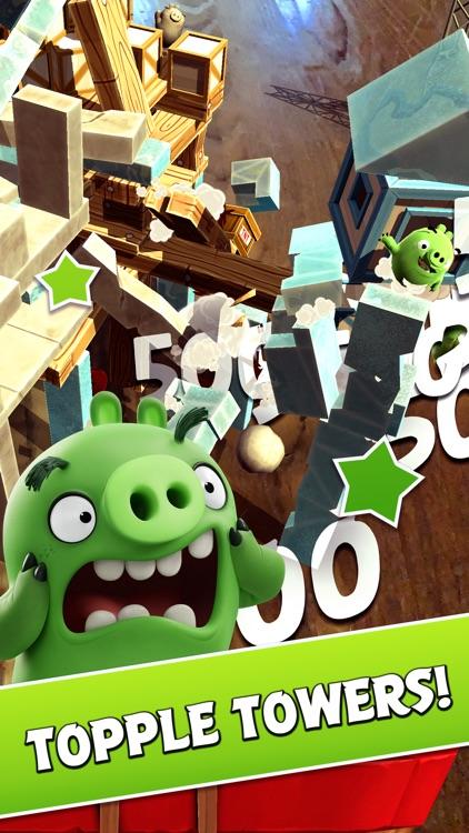 Angry Birds AR: Isle of Pigs screenshot-3