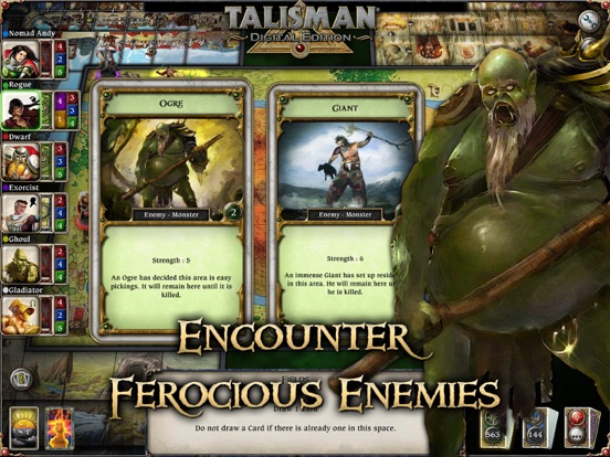 Talisman: Digital Edition screenshot 9