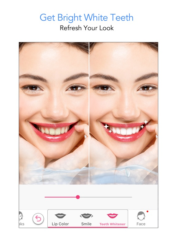 YouCam Makeup screenshot