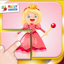 Princess plays Puzzle! 3+