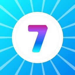 BOOM 7! Number merge puzzle